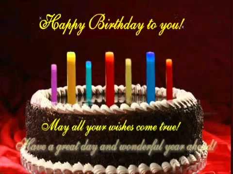 Lagu Happy Birthday - Selamat Ulang Tahun