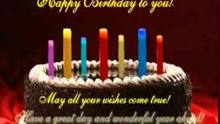 Lagu Happy Birthday - Selamat Ulang Tahun Mp3