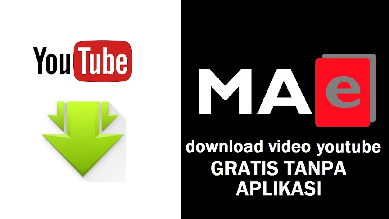 download video from youtube tanpa aplikasi