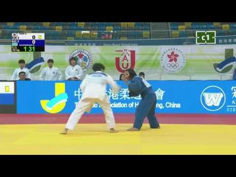 Korea - Kazakhstan (Women) | Asian Team Judo Championships 2017