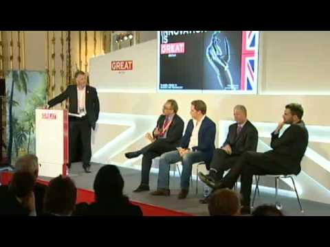 ICT Summit: Video, image recognition and augmented reality Q&A panel