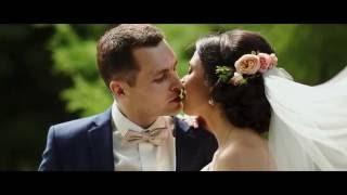 Свадебный клип Евгения и Яны 11.06.2016