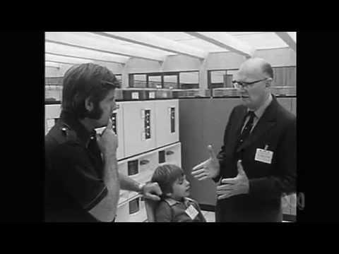Arthur C. Clarke Predicts the Internet