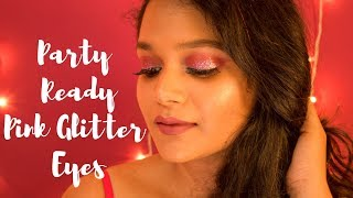 BEAUTY GLAZED GLITZ and GLAM PALLETE REVIEW   AMAZON BESTSELLING MAKEUP DEMO