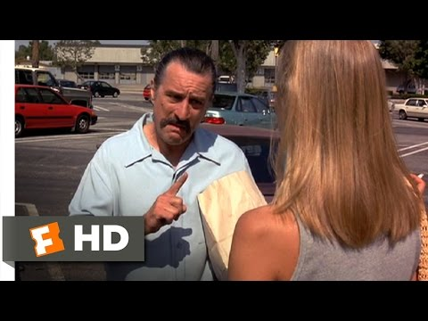 Jackie Brown (8/12) Movie CLIP - Melanie Provokes Louis (1997) HD