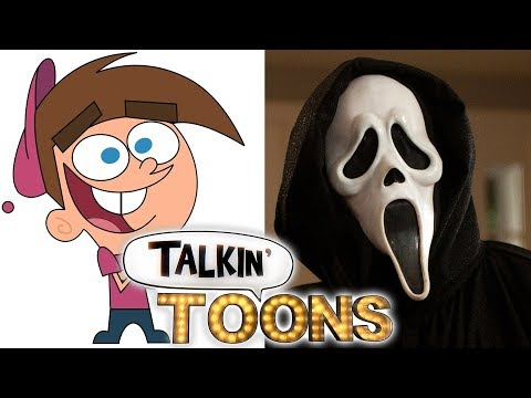 Tara Strong Mashes Up The Fairly OddParents and Scream! (Talkin' Toons w/ Rob Paulsen)