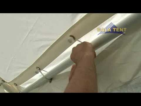 Commercial Bungee Toggle Cord Straps For Marquees. Gala Tent & Commercial Bungee Toggle Cord Straps For Marquees - YouTube