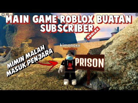 GAME ROBLOX INI BUAT MIMIN MASUK PENJARA !!!! -Event day 8 -Roblox Indonesia