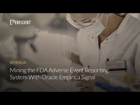 Mining the FDA Adverse Event Reporting System with Oracle Empirica Signal