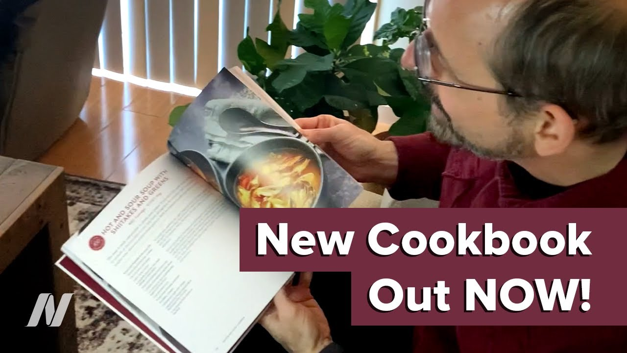 The How Not to Diet Cookbook Is Out Now!