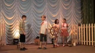 Спектакль Тимур и его команда