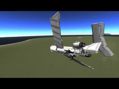Kerbal Space Program: Regional Jet Test Flight