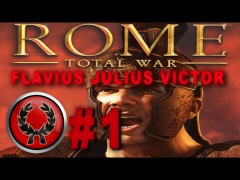 Rome: Total War Role Play Campaign - Flavius Julius Victor #1