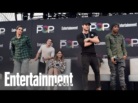 Teen Wolf: Tyler Posey, Dylan Sprayberry & Cast Play Truth Or Dare  PopFest  Entertainment Weekly