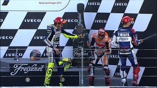A Sideways Glance at 2013: Marc Marquez