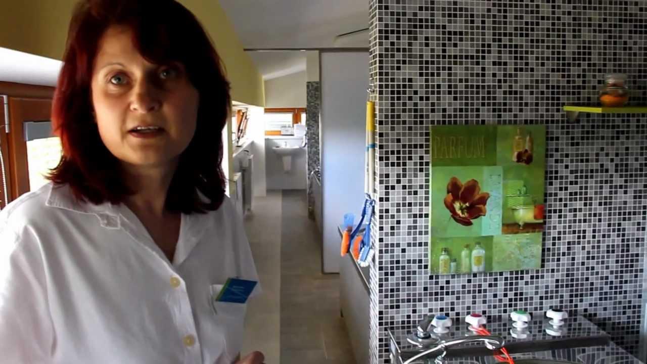 LEDNICE-nahlédněte do části Lázeňského domu Perla s vedoucí rehabilitace Marií Ženatou
