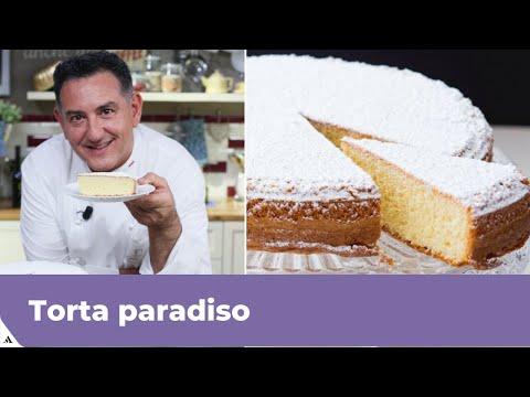 TORTA PARADISO di Sal De Riso