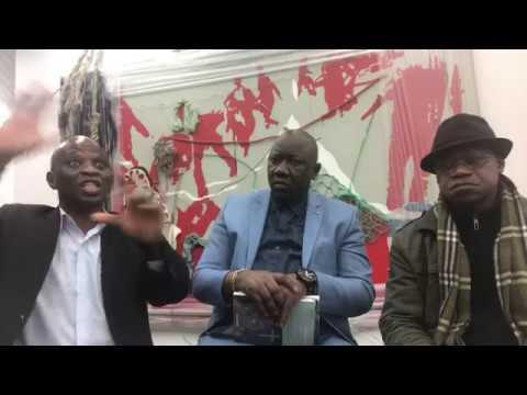 Bruxelles:Cyprien Wetshi Abiki n'a Liwa..Ba Rwandais n'a  Bandundu..