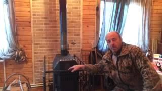 видео Преимущества и недостатки газогенераторных печей для отопления домов и дач
