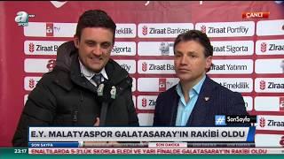 Göztepe 4 - 5 Malatyaspor Tamer Tuna'nın Maç Sonrası Açıklamaları