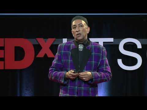 We Resist: A Queer Muslim Perspective | El-Farouk Khaki | TEDxUTSC
