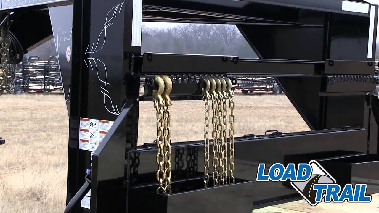 Gooseneck Chain Rack Assembly Split Youtube