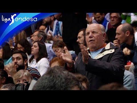 La ACB descubre a José Real, institución del breoganismo