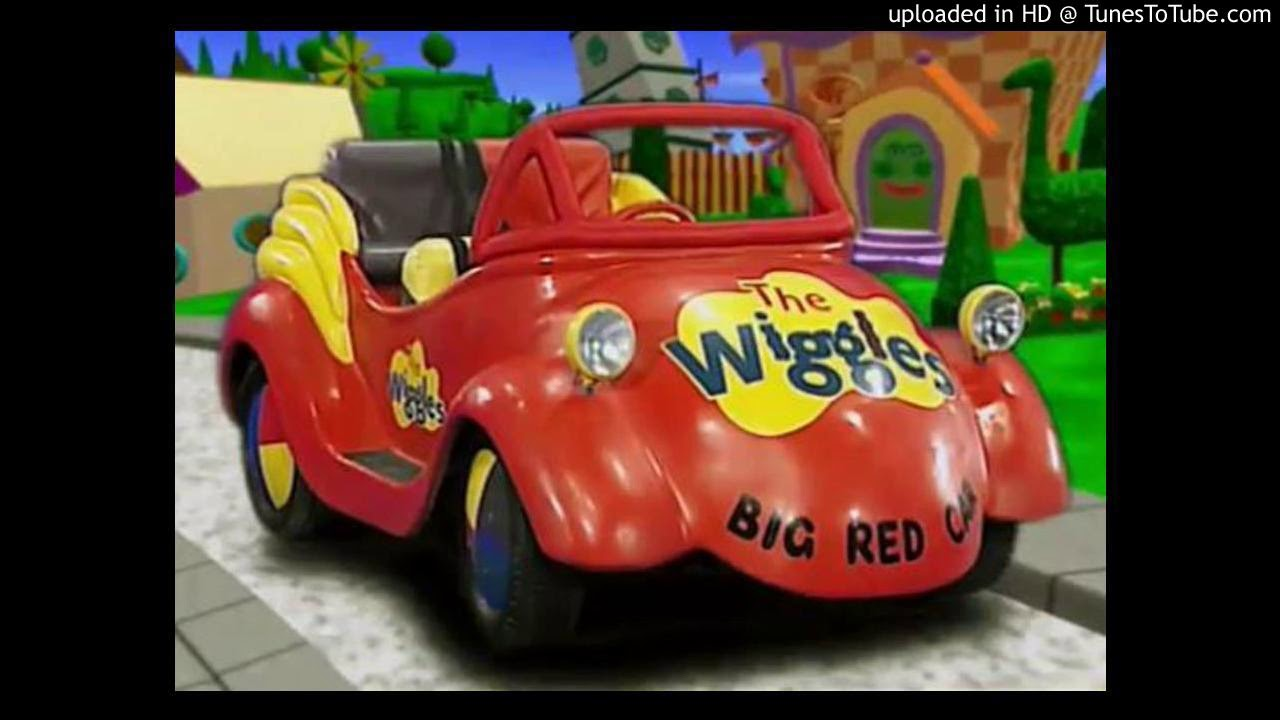 Big Red Car Sound Effect