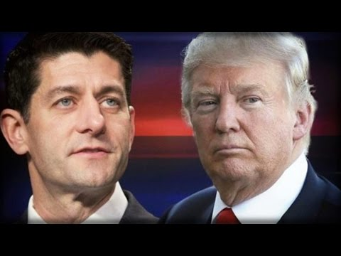 BREAKING: PAUL RYAN JUST BROKE! LOOK WHAT HE SAID ABOUT DONALD TRUMP