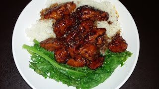 &quotTeriyaki Chicken&quot From Debbie dung a yaad