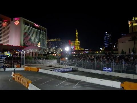 2013 Stadium SUPER Trucks Round 14 Las Vegas SST on NBC Broadcast