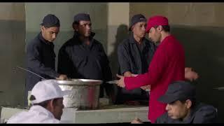 مسلسل ريح المدام - ذات مونت لما تتسجن مع واحد كئيب