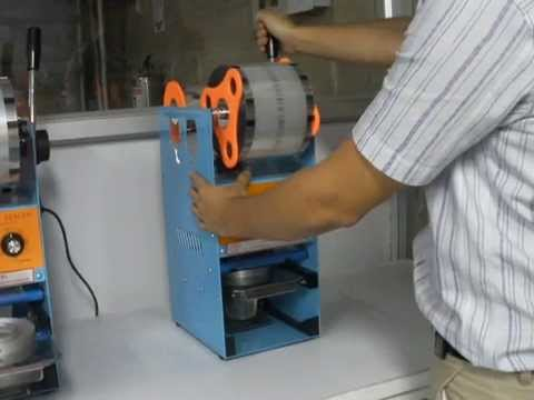 Selladora de vasos manual - Perfect Seal