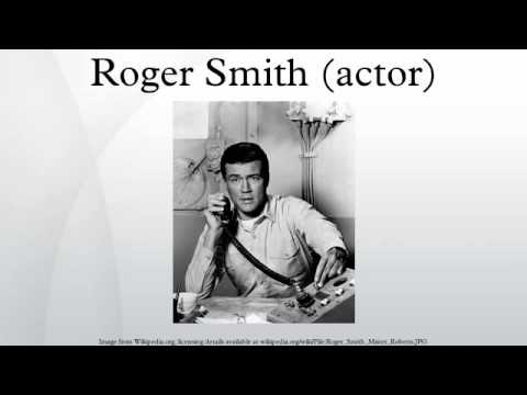 Roger Smith (actor)