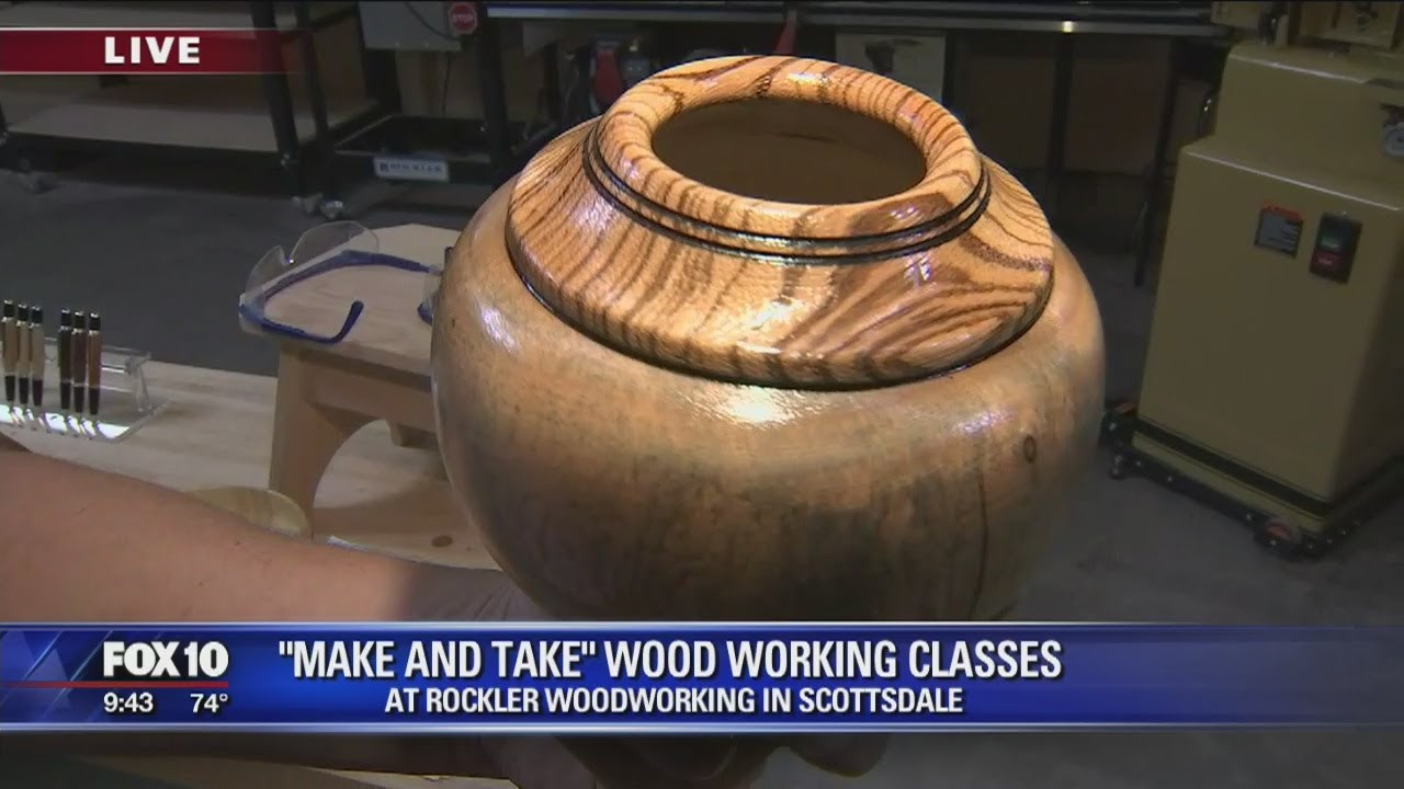Cory's Corner: Rockler Woodworking and Hardware