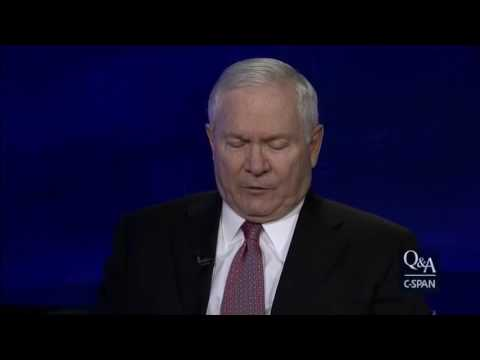 Interview With Former Secretary of Defense Robert Gates