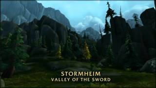 world of warcraft legion music from stormheim preview