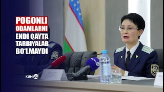 """""""Qiynoqqa solmasdan ham tergov qilsa boʻladi"""" – Svetlana Ortiqova"""