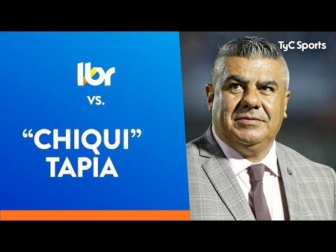 "Líbero VS Claudio ""Chiqui"" Tapia"