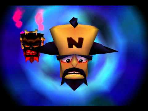 Crash Bandicoot 3: Timetwister Message - Dr. N. Cortex (HD)