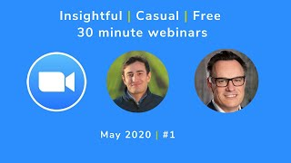 KisanHub webinars | Giles Barker & Nigel Trood | Fresh Produce & Marketing | May 2020 SHORT VERSION