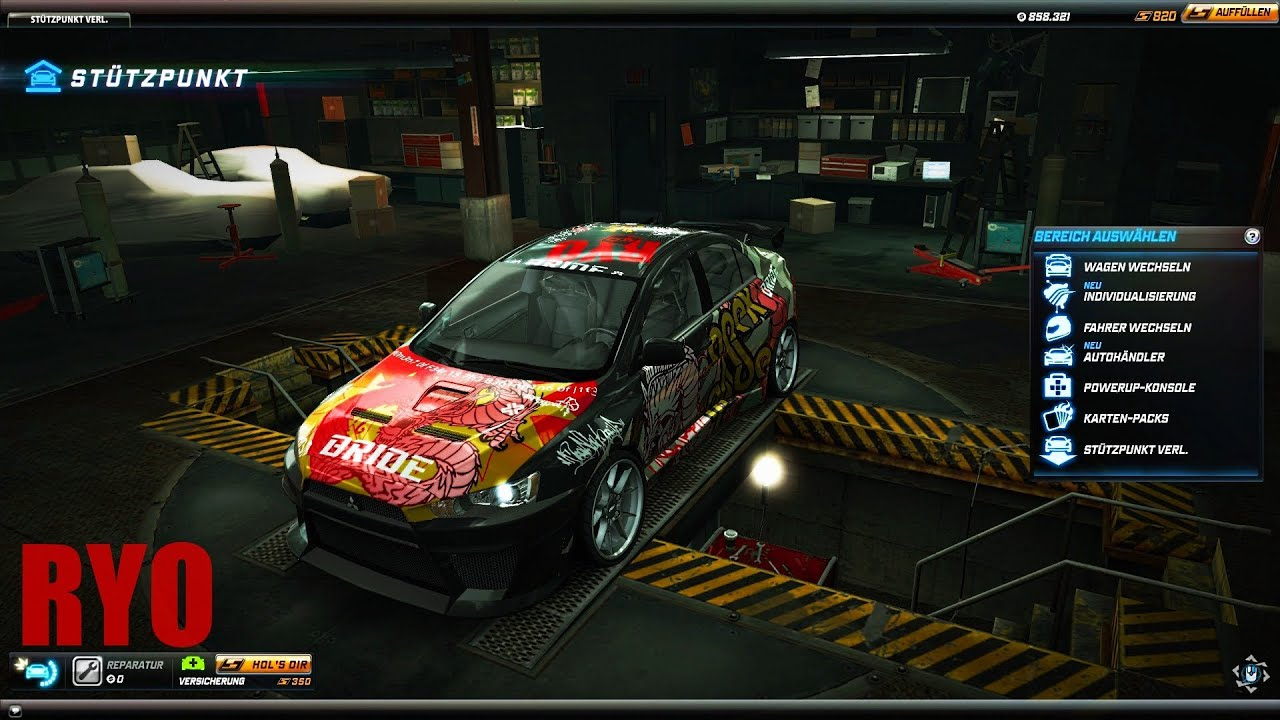 Nfs Shift  Extra Cars
