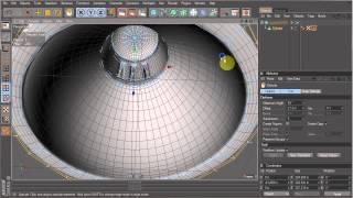 Maak een Jumping Lamp Animatie in C4D - Dag 1a