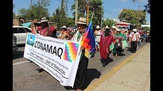 CONAMAQ orgánico exige al Gobierno respeto por sus derechos territoriales y colectivos
