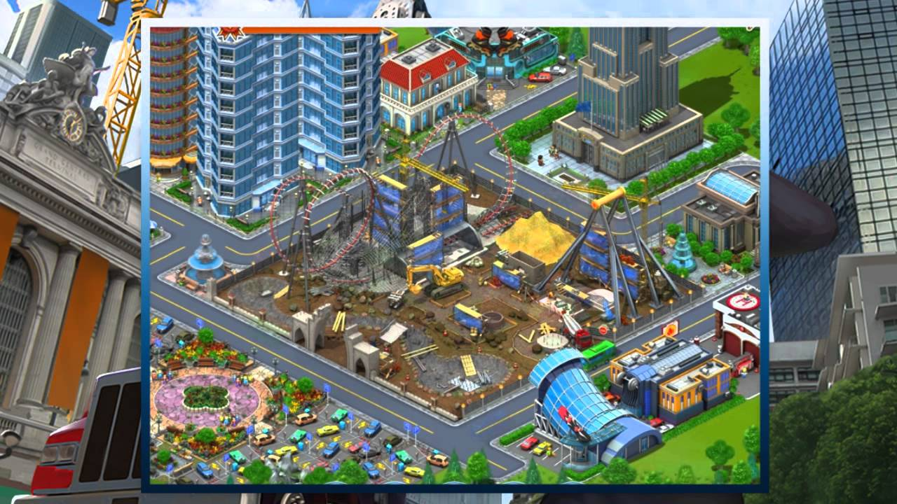 Virtual City Playground Building Tycoon Update For