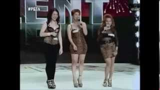 Filipiński Mam Talent - The Miss Tres - Sex Bomb