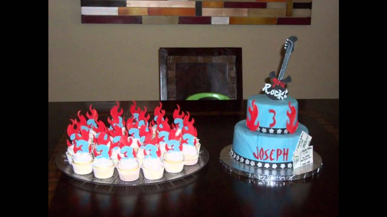 Rock Star Theme Party At Home Ideas Youtube