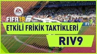 FIFA 18 ETKİLİ FREEKİCK TAKTİKLERİ