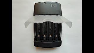 Розпакування з.у. для NiZn акумуляторів з Aliexpress.