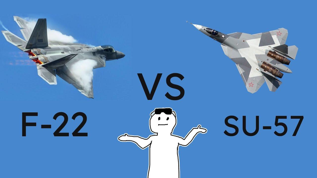 F 22 Vs Su 57 Which Is Better Ace Combat 7 Comparison Youtube